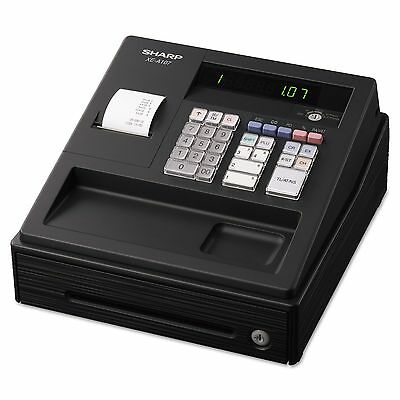 Sharp XEA107 XE A107 Cash Register Drum Printer 80 Lookups 4 Clerks LED
