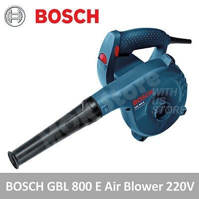 BOSCH GBL 800 E Professional Air Blower with Dust Extraction 800W /220V~240V