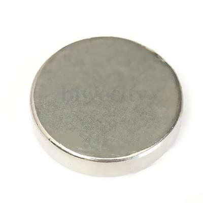 N52 Grade Rare Earth Magnet Neodymium Rare Earth Large 25mmx5mm Discs Magnets