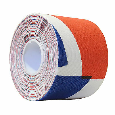 Kinetic Kinesiology K Tape Sports Therapy Injury Muscle Repair Rehab Physio 5cm