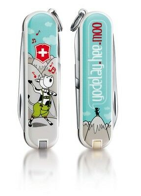 """Victorinox """"Yodelay-Hee-Moo"""" Classic Limited Edition 2015"""