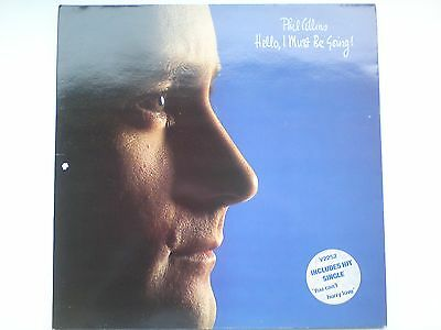 Phil Collins - Hello, I Must Be Going 1982 Vinyl Lp