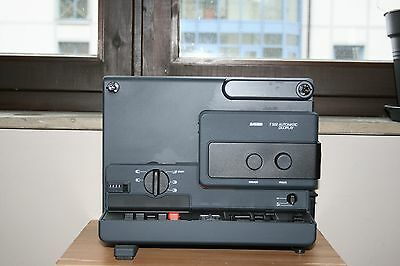 """Super 8 Projektor Bauer T 502 Automatic Duoplay....guter Zustand"""""""""""""""