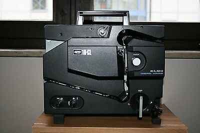 16 MM Elmo Filmmaschine 16-CL Channel Loading