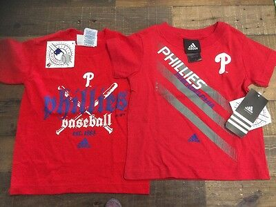Philladelphia Phillies Major League Baseball Adidas Baby/kids Supporter Pack
