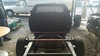 RARE ford cortina p100 project mint chassis