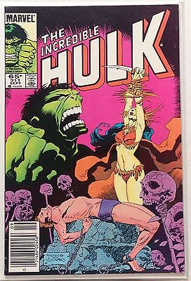 Incredible Hulk #311 Mid-Higher Grade See Other Auctions