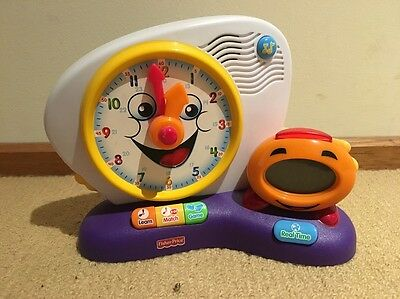 Fisher Price real time