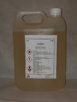 ***TRADE PRICE*** 5 Litres Standard Cellulose Thinners / Gun Wash Cleaner