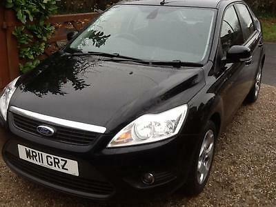 2011 11 Ford Focus 1.6TDCi ( 109ps ) Sport 125,000 miles