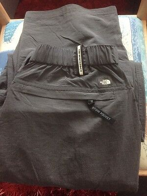 Men's North Face Trousers / Shorts Combi Never Worn Size M