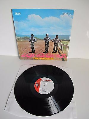 The Pioneers *long Shot* Lp Re-Issue  Mint Vinyl / Excellent Cover !  Tbl 103