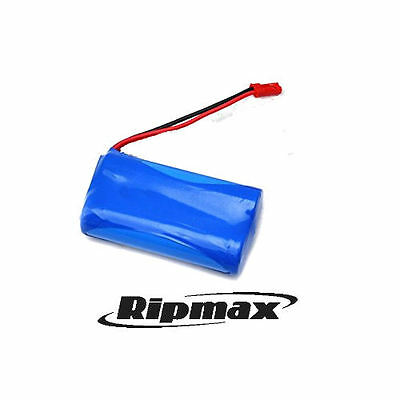BATTERY FOR THE EXTREME REMOTE CONTROL RC 1:12th BUGGY 6.4V 1000MAH Li-Fe