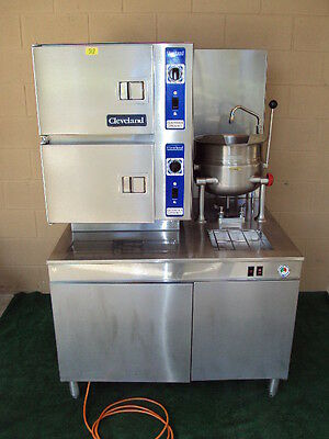 Cleveland 36Ckgm300 Convection Steamer W/h20 Filter