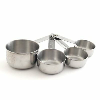 Norpro 3052 Stainless Steel Measuring Cups