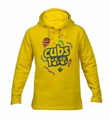 CUBS 100 YEARS of CUB SCOUTS Youth Hoodie Size age 7/8