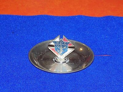 Early, Knights of Columbus, metal ash tray