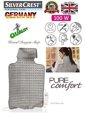 Top Quality Neck & Back heat pad with 6 heat settings & Automatic power off