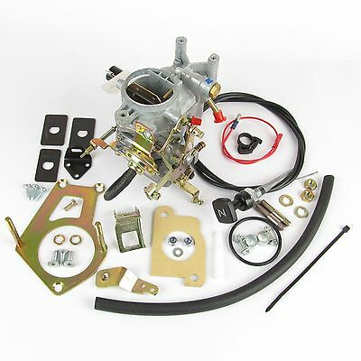 WEBER IBF 32 Carb/carburettor KIT – FORD FIESTA/ESCORT/ORION 1.3 CVH ENGINE