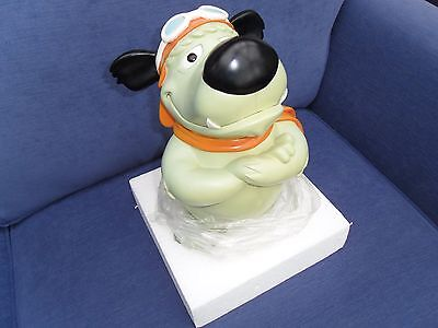 Warner Brothers Large Muttley Figurine Boxed