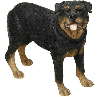 Best Breed Dog Rottweiler Standing Figure Ornament/Gift Boxed
