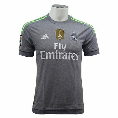 adidas Performance REAL MADRID AWAY JSY WORLD CUP Maillot de Football Homme Gris