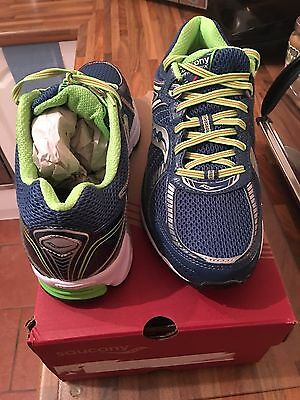 Men's Saucony Phoenix 7 Running Shoe Brand New uk 10