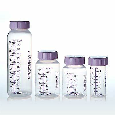 Sterifeed Disposable Milk Storage Baby Bottle