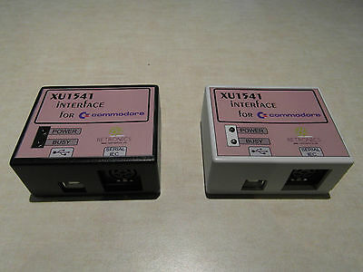 XU1541 interface - connect your C= drive to PC - enclosed version! NEW!!!