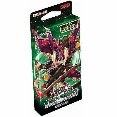 Yu-Gi-Oh: Invasion Vengeance Special Edition - Sealed Booster Pack of 29 Cards
