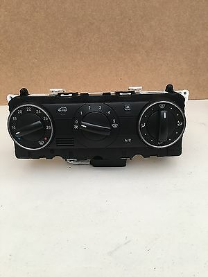 Mercedes A B Class W245 Climate Heater Aircon Control Panel Switch A1698301785