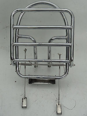 Vespa Wide Frame Rear Rack ( Might Require Modification )