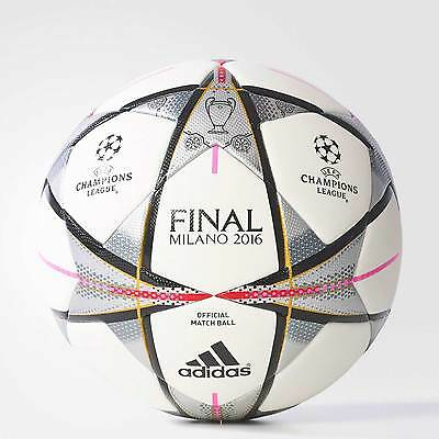 Adidas OMB Finale Milano 2016 Official UEFA Chamipons League Match Ball Size 5