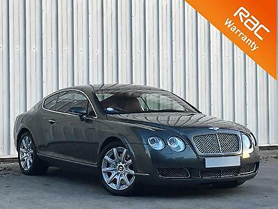 Bentley Continental 6.0 auto GT- MULINER UPGRADES FINANCE AVAILABLE PX SWAP