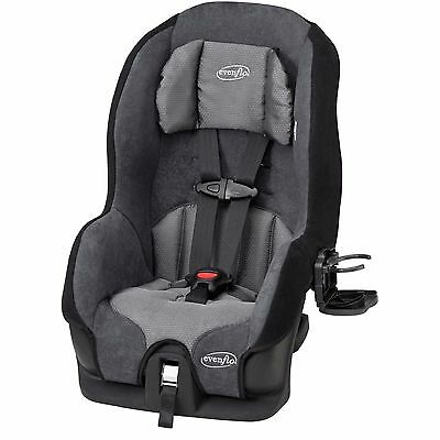 Evenflo Tribute LX Convertible Child, Toddler, or Infant Car Seat, Saturn, NEW