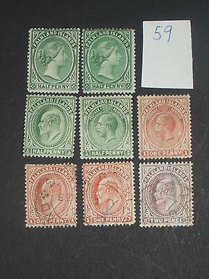 Falkland islands stamps mint & used  (i do combine p&p)
