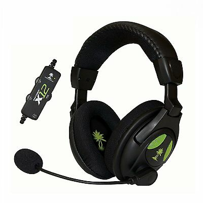 Casque Gaming stéreo  Turtle Beach /  ear force / X12 / XBOX 360 / PC