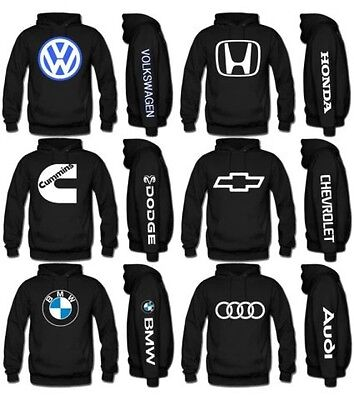 Dodge Chevrolet Vw Audi Bmw  Hoodie! 65% Off!on Sale Now !! S,m,l,xl