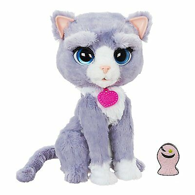 FurReal Friends Bootsie Pet Electronic Interactive Soft Fur Cuddly Expressions
