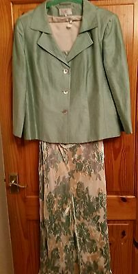 Mother of the Bride Dress & Jacket (size 18)