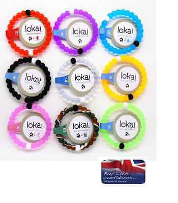 Lokai Bracelet Mud From Dead Sea and Water From Everest-Good Quality Product