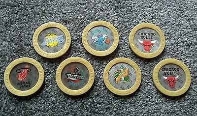 Kelloggs Collectable NBA Discs (Vintage)