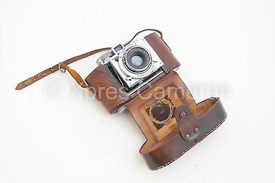 Agfa Karat 3.5 With Solinar Lens And Compur Rapid Shutter