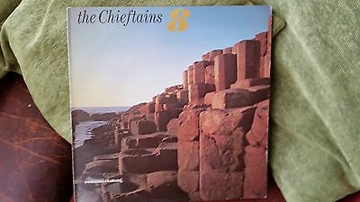 The Chieftains 8 Vinyl Record on Claddagh Records 1978 CC29