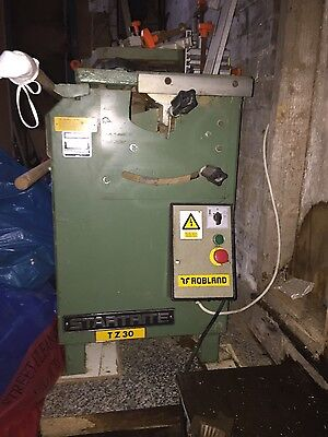 Startrite Robland TZ30  saw bench  spindle moulder .