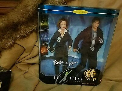 Barbie and ken x files