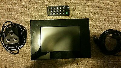 "Sony DPF-E72N 7"" Digital Picture Frame"