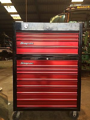 snap on tool box TOP BOX ONLY For Sale