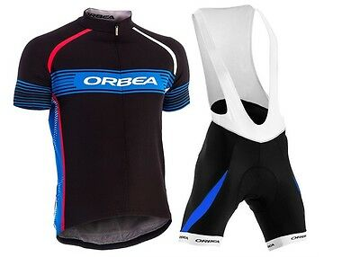 Equipacion Orbea 2016 maillot culotte mtb ciclismo triatlon spinning