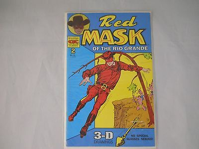 Red Mask of the Rio Grande (1990) #2